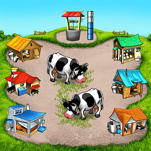 دانلود اپلیکیشن اندروید Farm Frenzy
