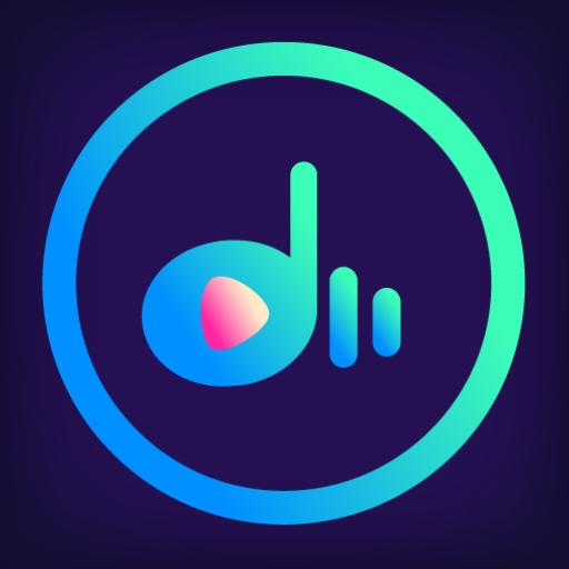 دانلود اپلیکیشن  اندروید Glow Music